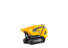 Dumper Hire in Ayrshire